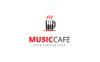 Music Cafe Logo Template Big Screenshot