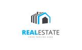 Real Estate Creative Logo Template