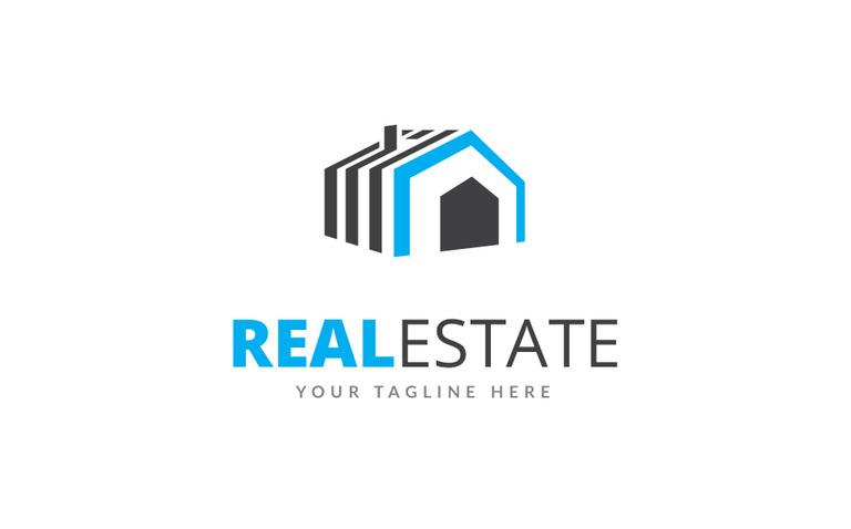 Logo Vorlage #69051 für Immobilienagentur