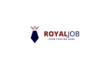 Royal Job Logo Template