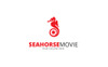 Seahorse Movie Logo Template Big Screenshot
