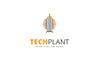 Tech Plant Logo Template Big Screenshot