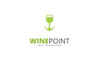Wine Point Logo Template Big Screenshot