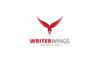 Writer Wings Logo Template Big Screenshot
