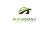 Alpha A Letter Logo Template Big Screenshot