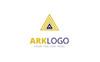 Ark A Letter Logo Template Big Screenshot
