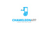 Chameleon App Logo Template Big Screenshot