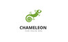 Chameleon Logo Template Big Screenshot