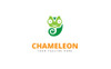 Chameleon - Logo Template Big Screenshot