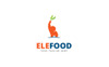 Elephant Food Logo Logo Template Big Screenshot