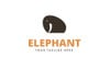 Creative Elephant Logo Template Big Screenshot