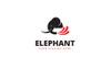 Elephant App Logo Template Big Screenshot