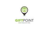 Gift Point Logo Template