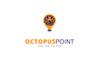 Octopus Point Logo Template Big Screenshot
