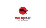 Wild Jump Logo Template