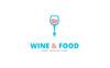 Wine & Food Logo Template Big Screenshot