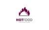Hot Food Logo Template Big Screenshot