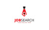 Job Search Logo Template Big Screenshot