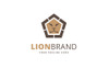 Lion Brand Logo Template Big Screenshot
