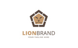 Lion Brand Logo Template