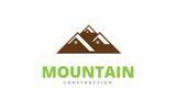 Mountain House Logo Template