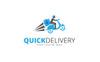 Quick Delivery Logo Logo Template Big Screenshot
