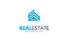 Real Estate Business Logo Template Big Screenshot