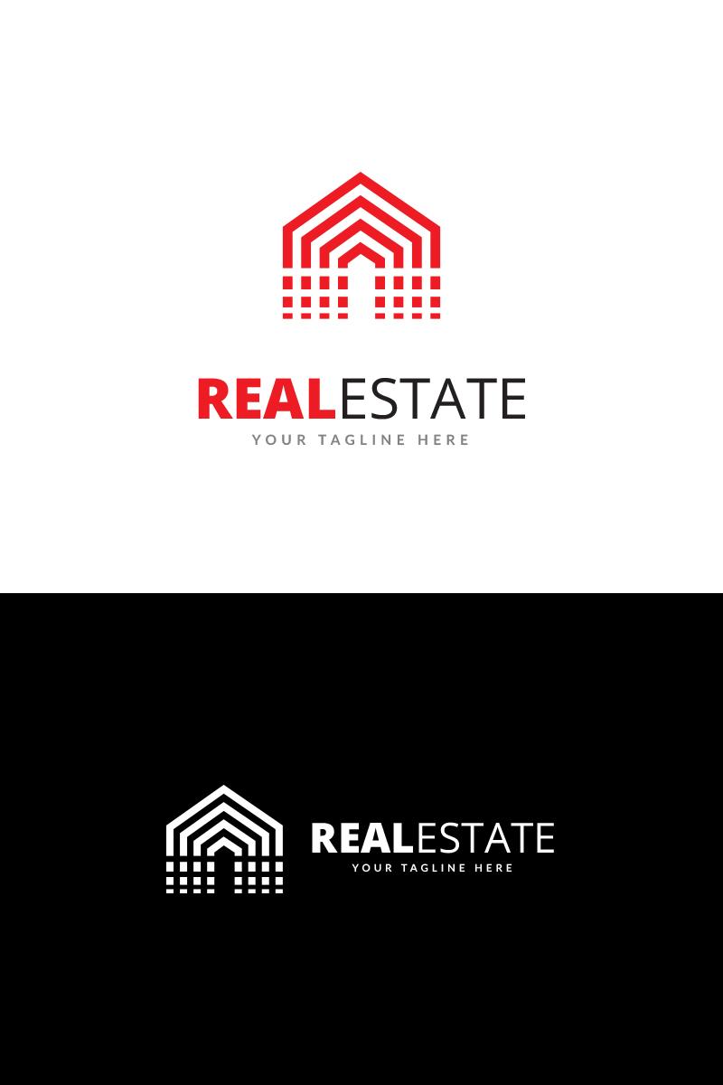 creative real estate logo template 69206