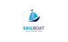 Sail Boat Logo Template Big Screenshot