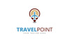 Travel Point Logo Template Big Screenshot