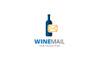 Wine Mail Logo Template Big Screenshot