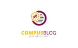 Compus Blog Logo Template