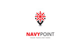 Navy Point Logo Template