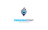 Smoking Point Logo Template Big Screenshot