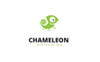 Chameleon Design Logo Template Big Screenshot