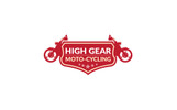 High Gear Logo Template