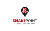 Snake Point Logo Template