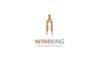 Wine King Logo Template Big Screenshot
