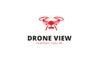 Drone View Logo Template Big Screenshot