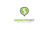 Money Point Logo Template