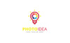 Photo Idea Logo Template Big Screenshot
