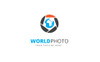 World Photo Logo Template Big Screenshot