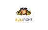 Bull Fight Logo Template Big Screenshot