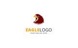 Eagle Brand Logo Template