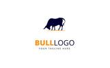 Creative Bull Logo Template