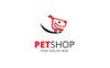 Pet Shop Logo Template Big Screenshot
