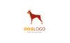Dark Dog Logo Şablon Büyük Ekran Görüntüsü