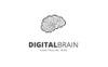 Digital Brain Logo Template Big Screenshot