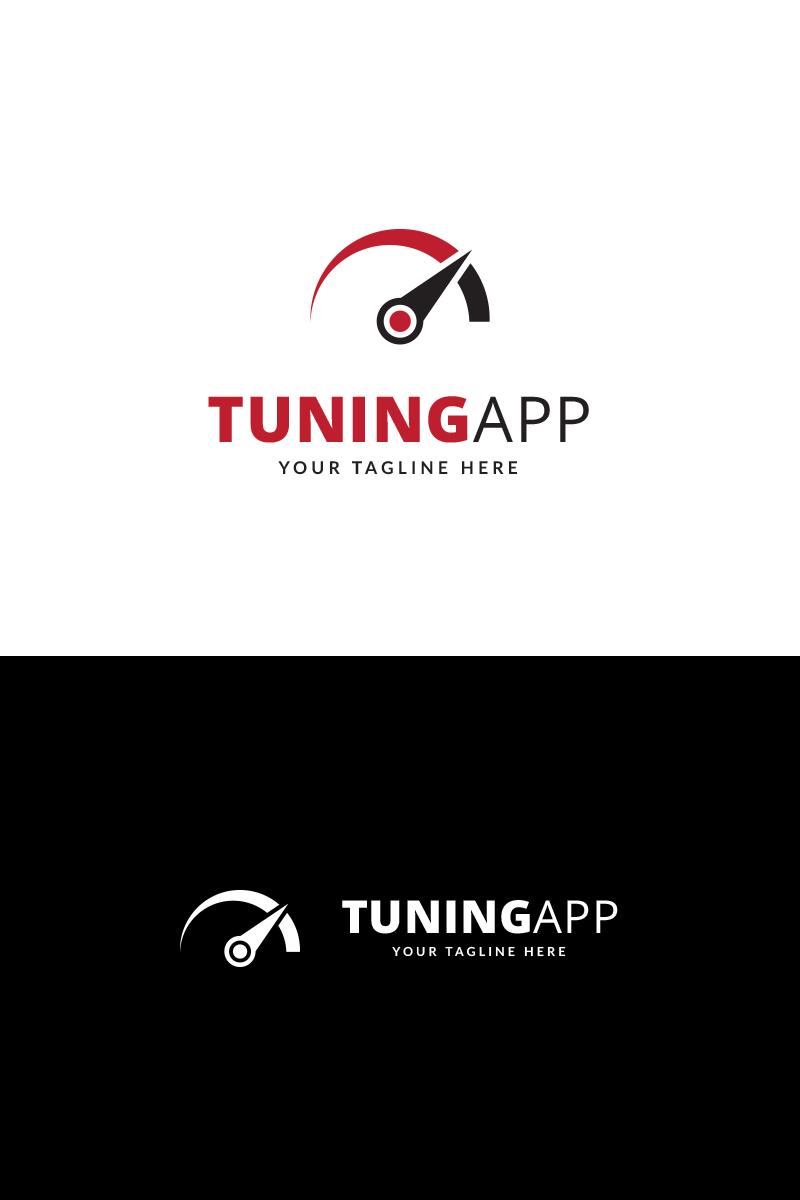 Tuning App Logo Template #70073