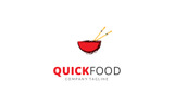 Quick Food - Logo Template